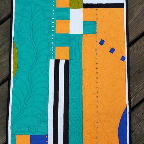 Art Quilt (wall hanging) $149