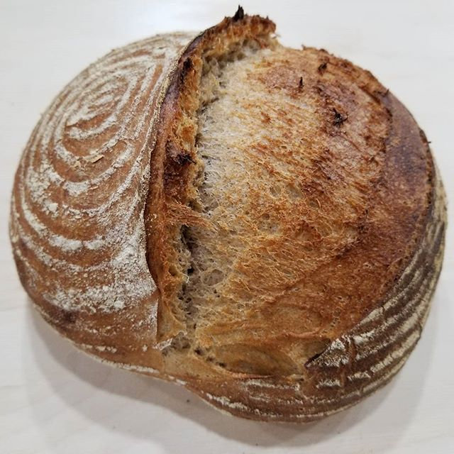 artisan bread, stone ground flour, sourdough, naturally leavened