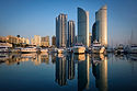 busan-marina-with-yachts-on-sunset-south