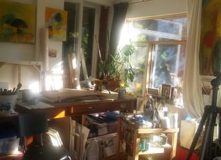 Portes ouvertes de mon atelier