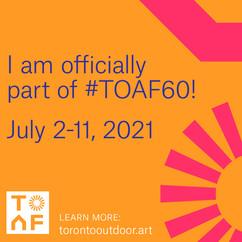 Toronto Outdoor Art Fair 2021 En ligne