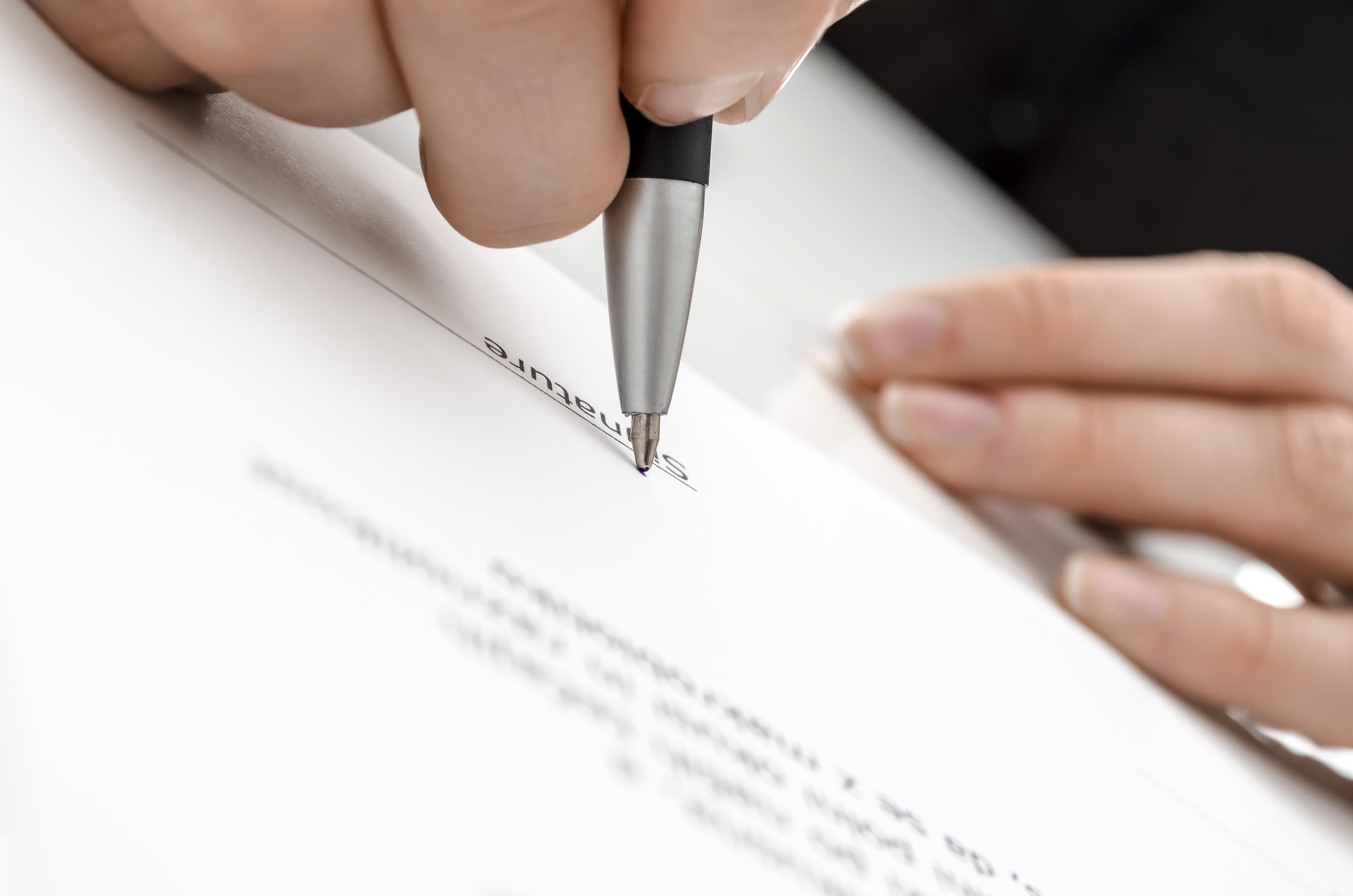 Contrats commerciaux et sociétés