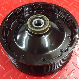 Triumph T100 Full Width Front Wheel Hub