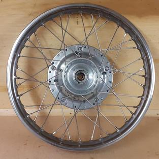 Triumph Trident T150V Rear Wheel