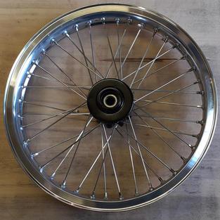 BSA A65 Spitfire Rear Wheel