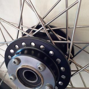 Harley Davidson Front Wheel