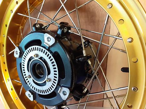 Suzuki V Strom Rear Wheel