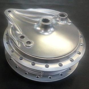 Honda CB750K Rear Wheel Hub