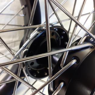 Harley Davidson Rear Wheel
