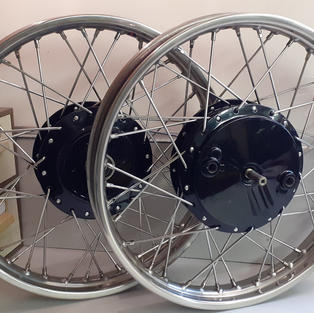 Royal Enfield Wheels