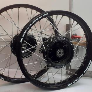 Yamaha IT250 Wheels