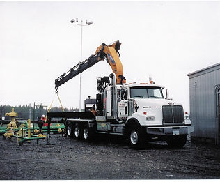 Cranes & Trailers Can-Crane Specialists