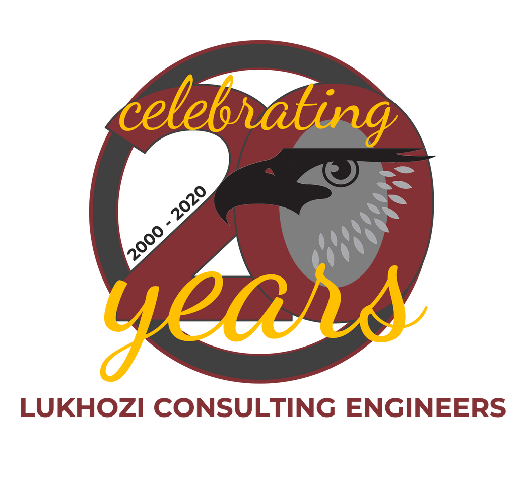 Special 20 Year Celebration Logo Design