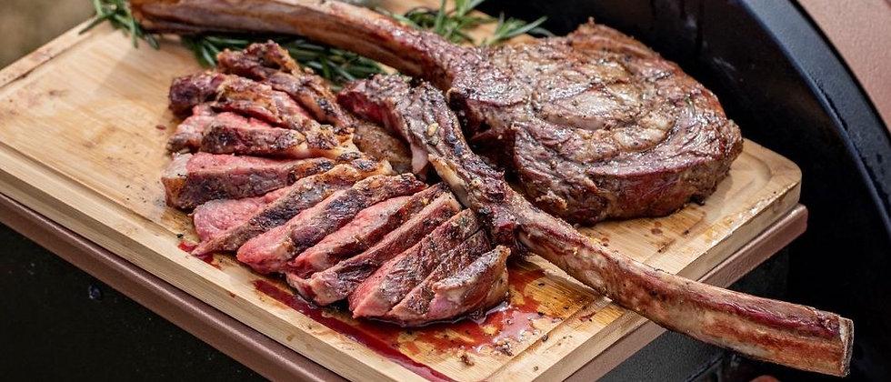 Mature A-Grade Tomahawk Steaks
