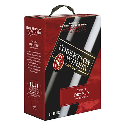 ROBERTSON SMOOTH DRY RED