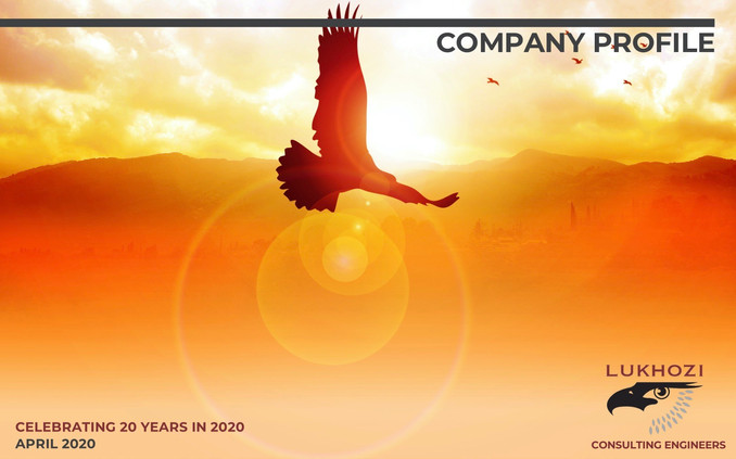Company Profile or Other Presentations - Cover