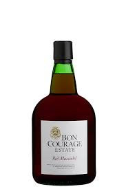BON COURAGE RED MUSCADEL