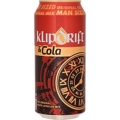 KLIPDRIFT & COLA PREMIX