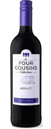 FOUR COUSINS COLLECTION MERLOT