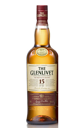 GLENLIVET 15 YO
