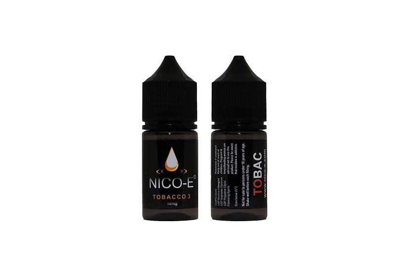 NICO-E - 30ml Tobacco 15mg/ml