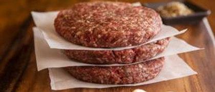 Ostrich Burgers (4x125g)
