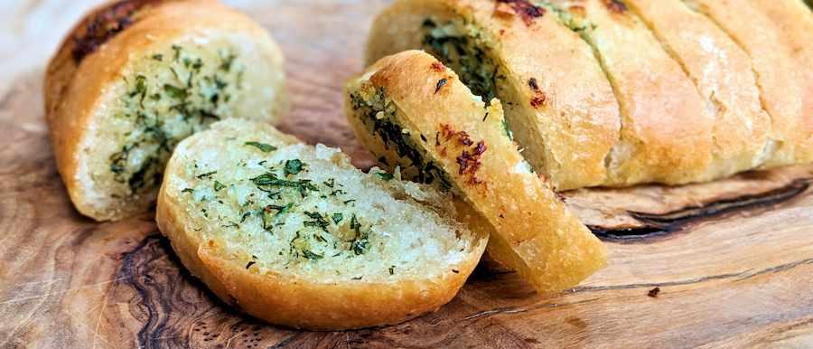 La Petit Original Recipe Garlic Butter Bread