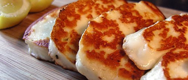 Papas Halloumi Cheese (average 450g)