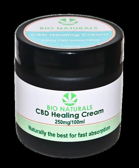 CBD Healing Cream - 250mg/100ml