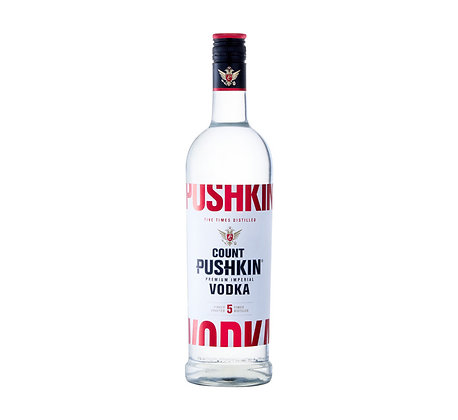 COUNT PUSHKIN VODKA