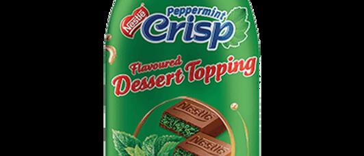 Peppermint Crisp Dessert Sauce