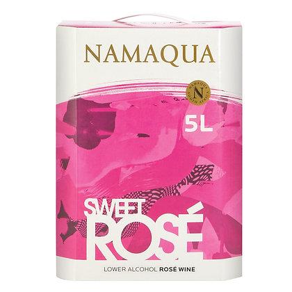 NAMAQUA NATURAL SWEET ROSE