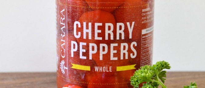 Carara Gourmet Whole Cherry Poppers