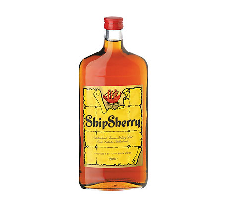 SHIP SHERRY FORTIFIED WINE