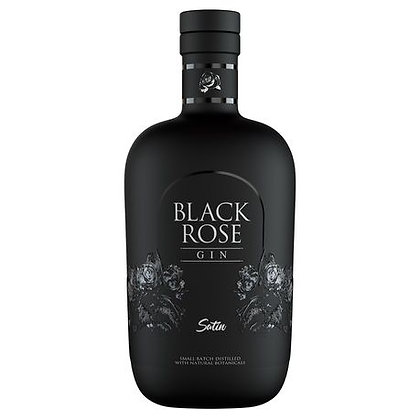 BLACK ROSE GIN