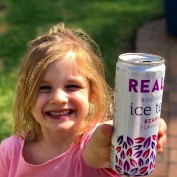 REAL-T | Premium Rooibos Sugar Free Iced Tea