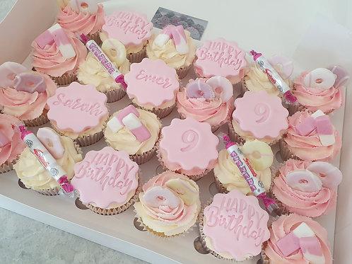 Box of 24 Cupcakes