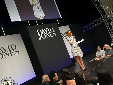 Worldview | Steve Spangaro | Melborne Spring Fashion Week - David Jones