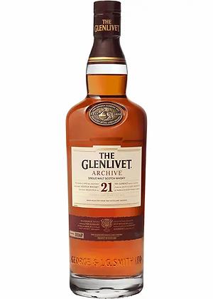 GLENLIVET 21 YO