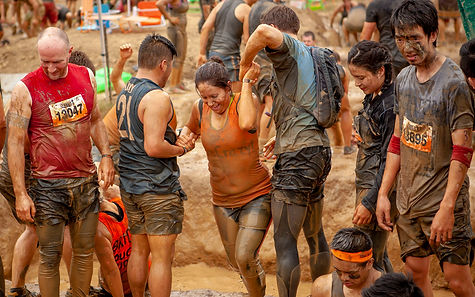 Worldview | Steve Spangaro | Tough Mudder