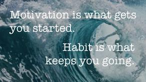 The power of habit.