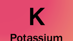 Potassium: The superstar mineral & electrolyte