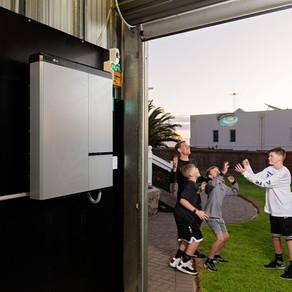 2021 Australian Government home battery rebate and interest scheme