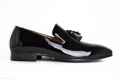 ENZO PATENT LEATHER LOAFER