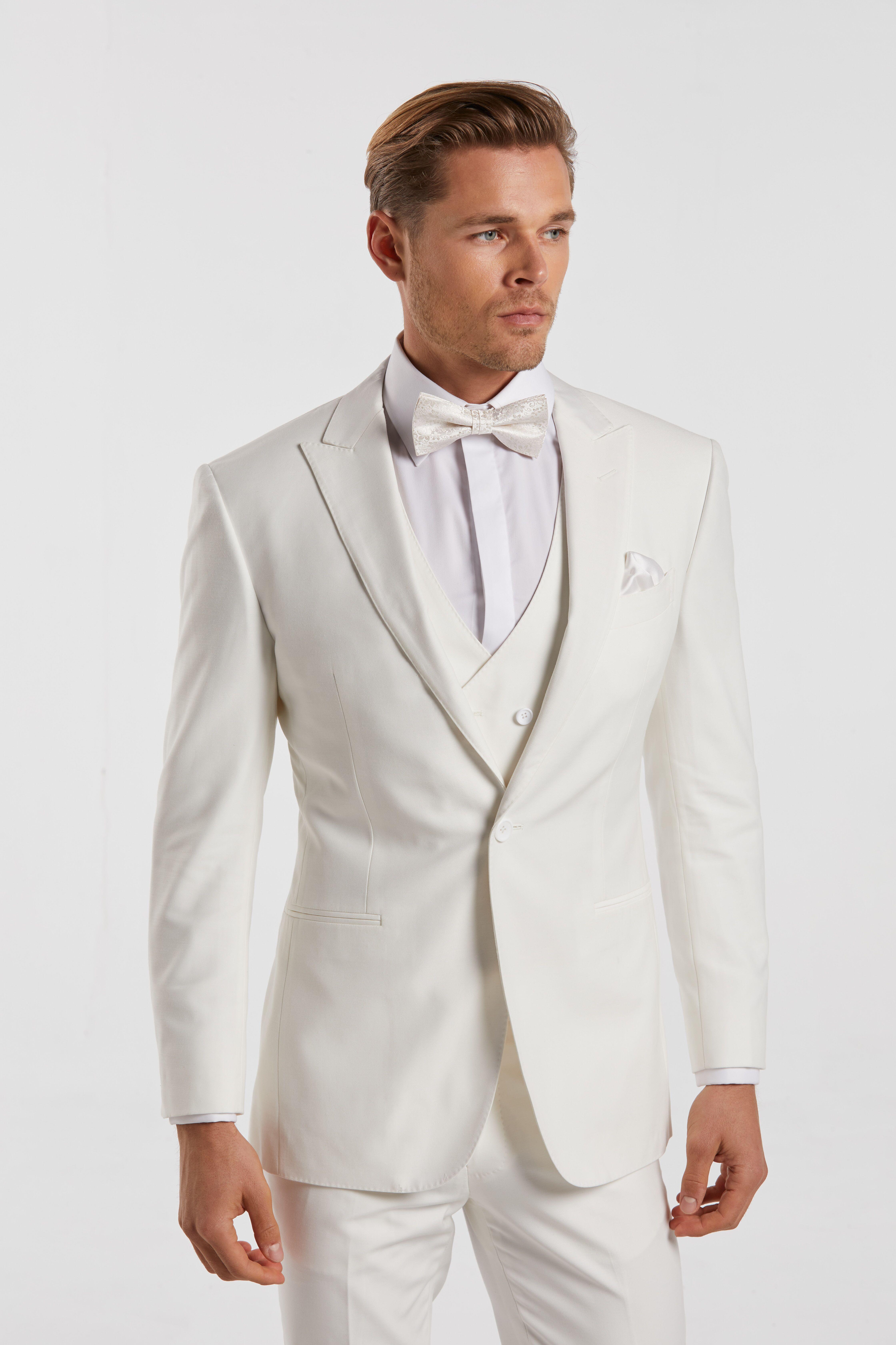 Ivory Suit Set