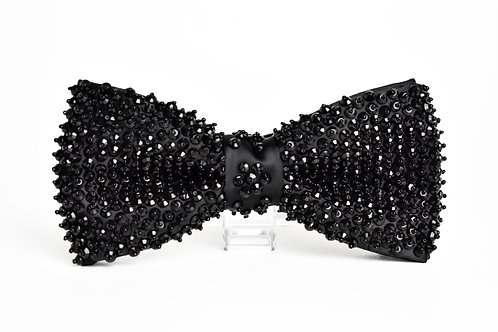 HOLLYWOOD BOW TIE - BLACK