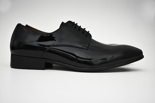 Romeo Patent Leather Shoe Side View
