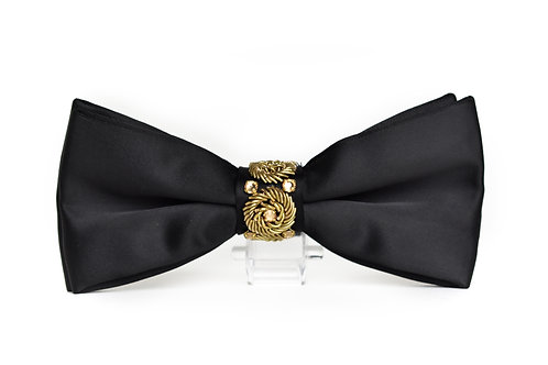 BELLO  BOW TIE - GOLD