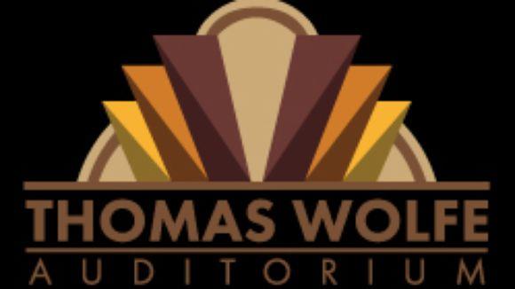 Thomas Wolfe Auditorium Logo