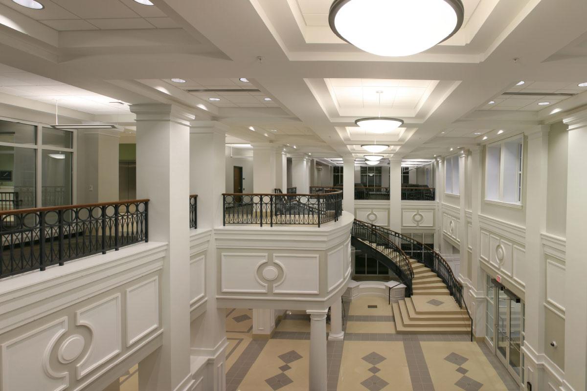 Theater Lobby